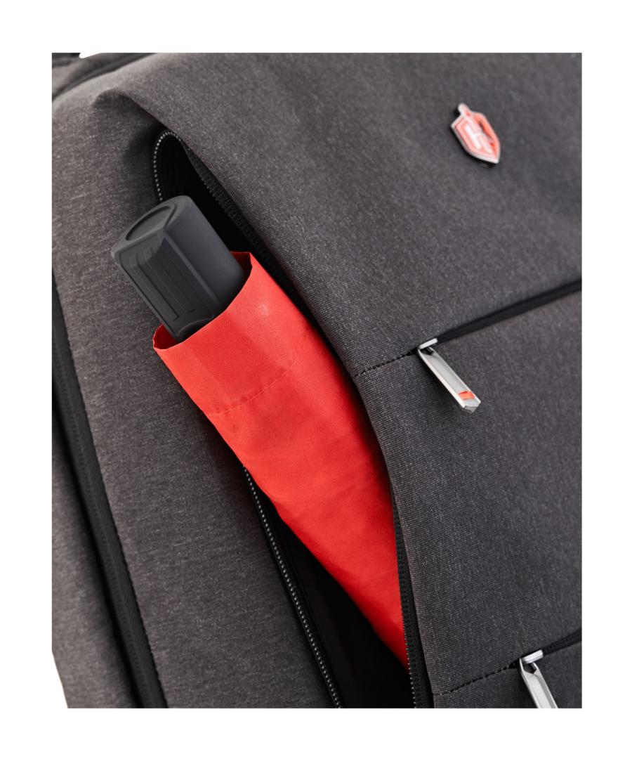 Krimcode Business Formal Notebook Backpack – KBFB06-1NDGM – Detail 2