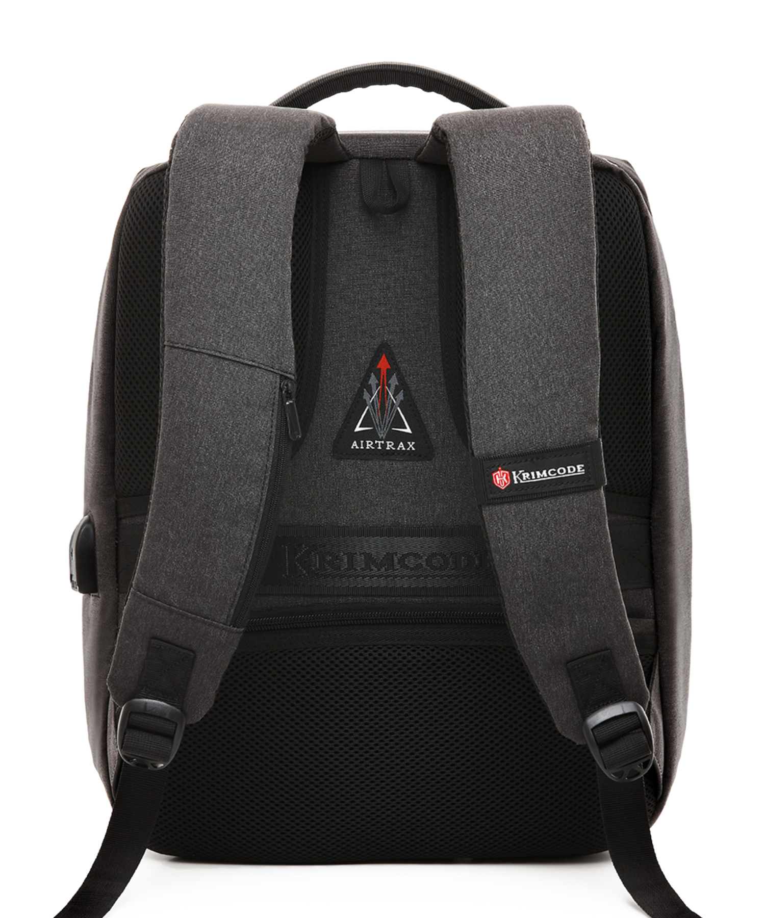 krimcode formal backpack back view