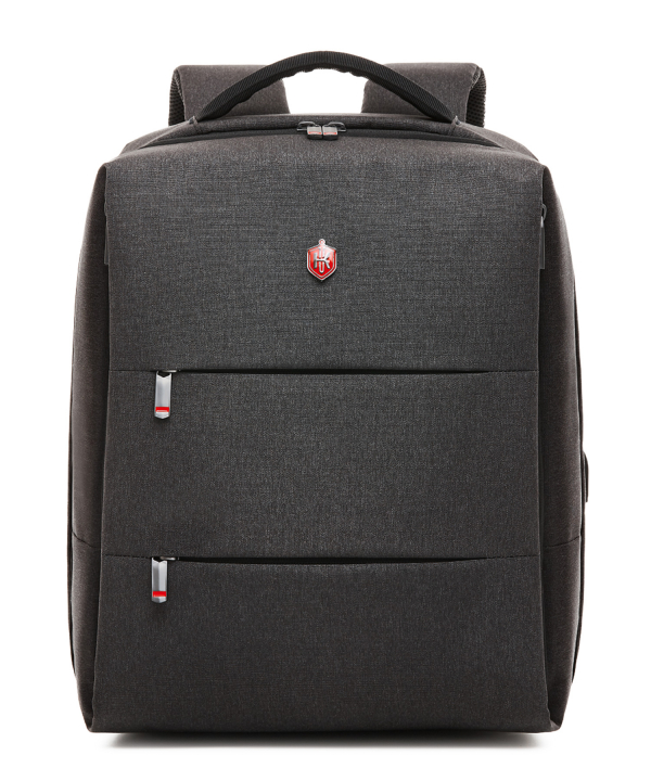 Krimcode Business Formal Notebook Backpack – KBFB06-1NDGM – front