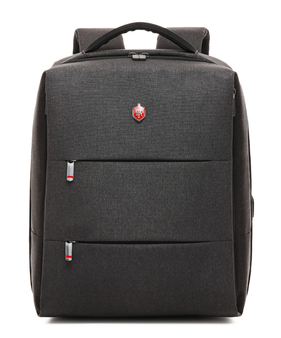 Krimcode Business Formal Notebook Backpack – KBFB06-1NDGM – front