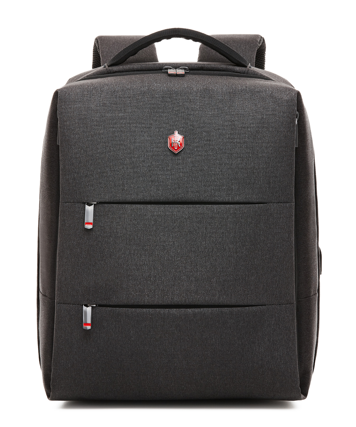 small formal backpack front