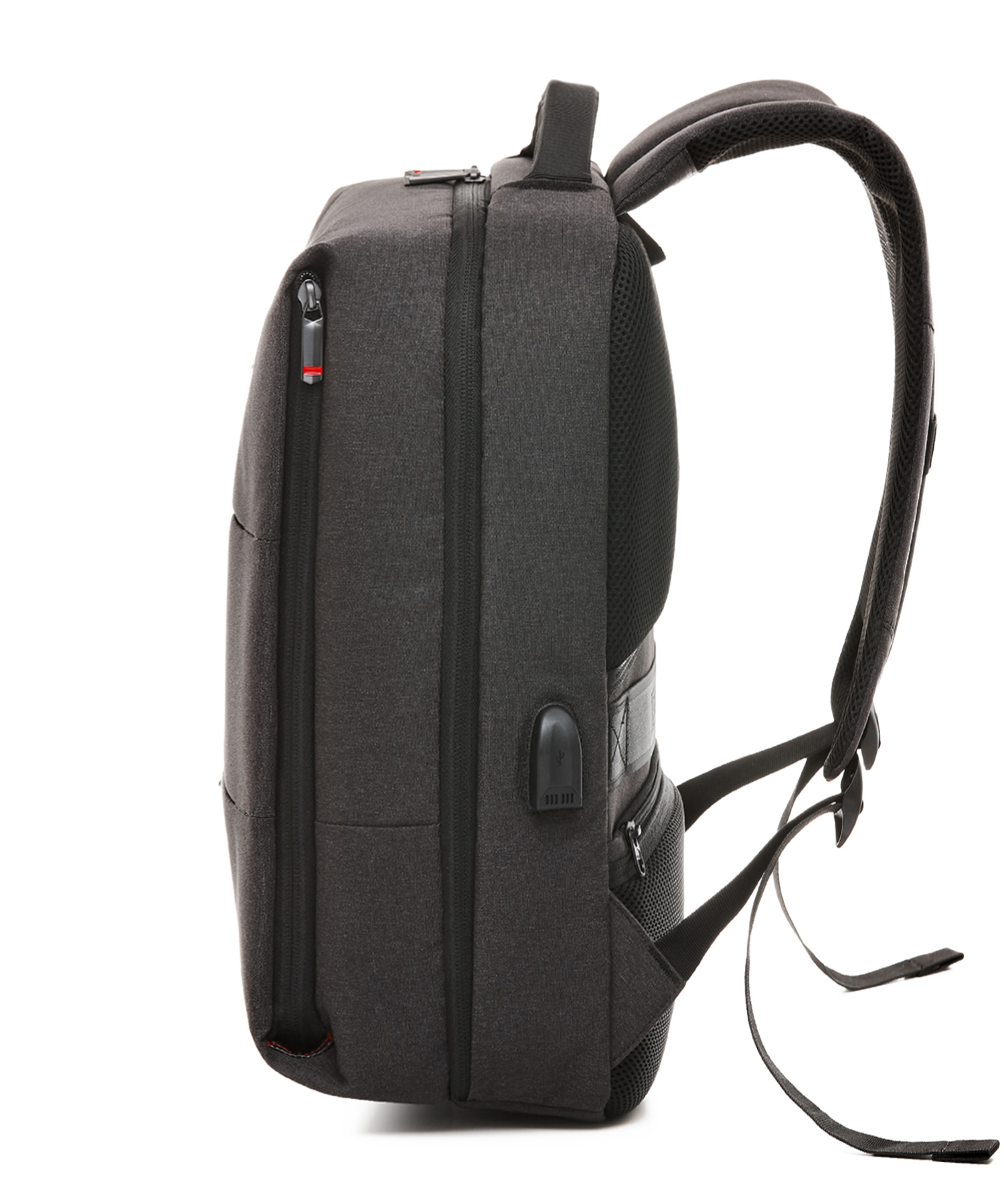 formal backpack side