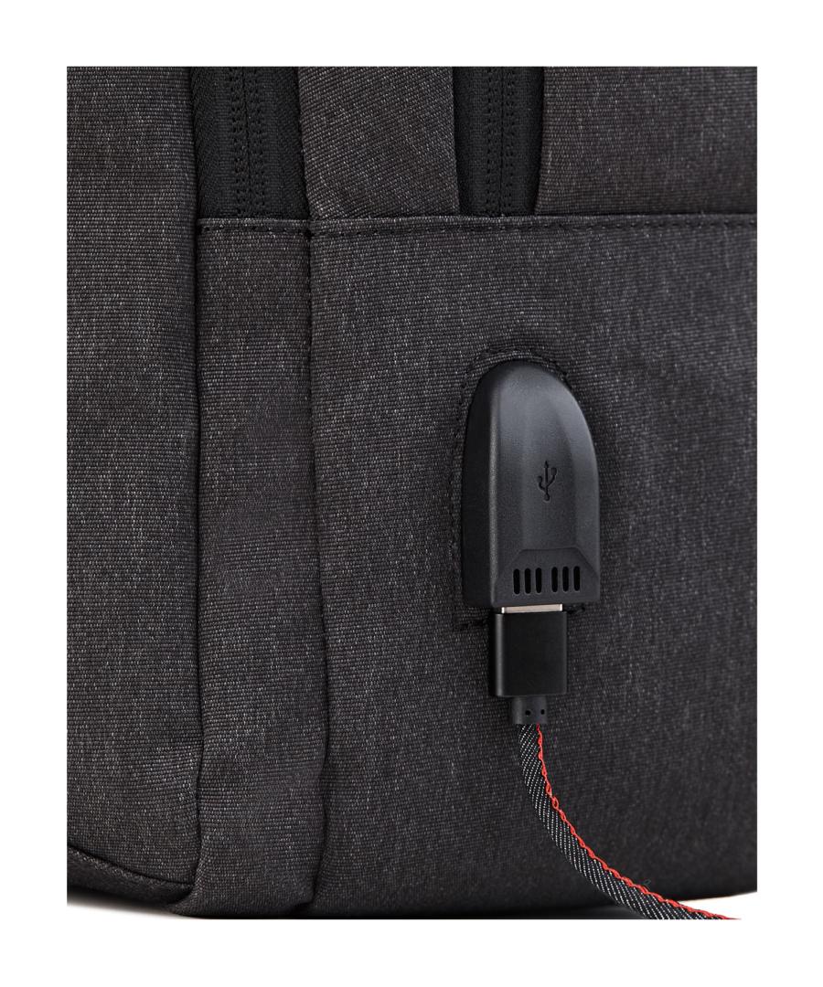 Krimcode Business Formal Notebook Backpack – KBFB15-1NDGM – Detail 4