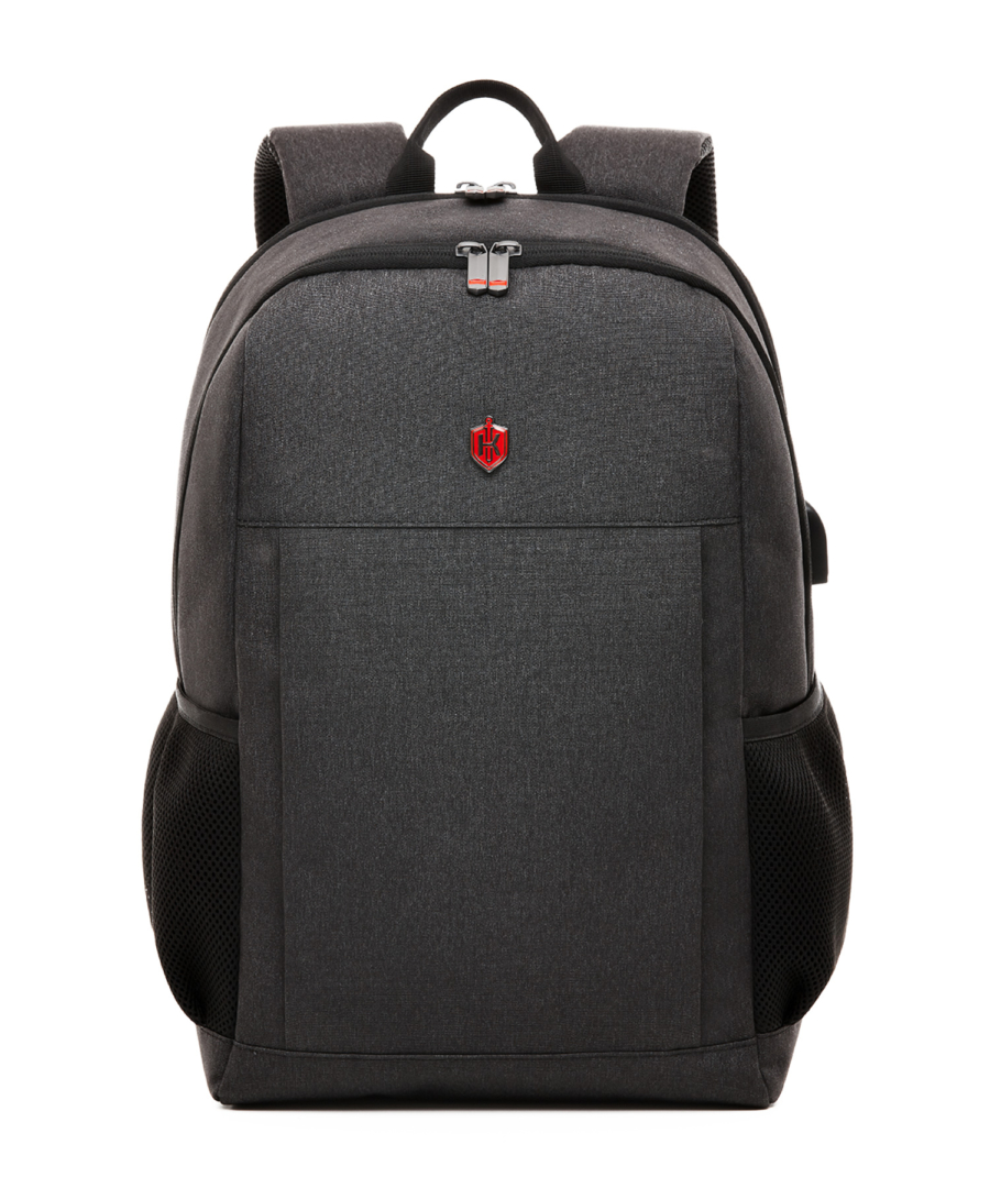 Krimcode Business Formal Notebook Backpack – KBFB22-1NDGM – Front