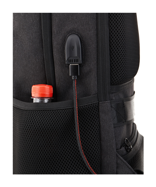 Krimcode Business Formal Notebook Backpack – KBFB22-1NDGM – detail 1