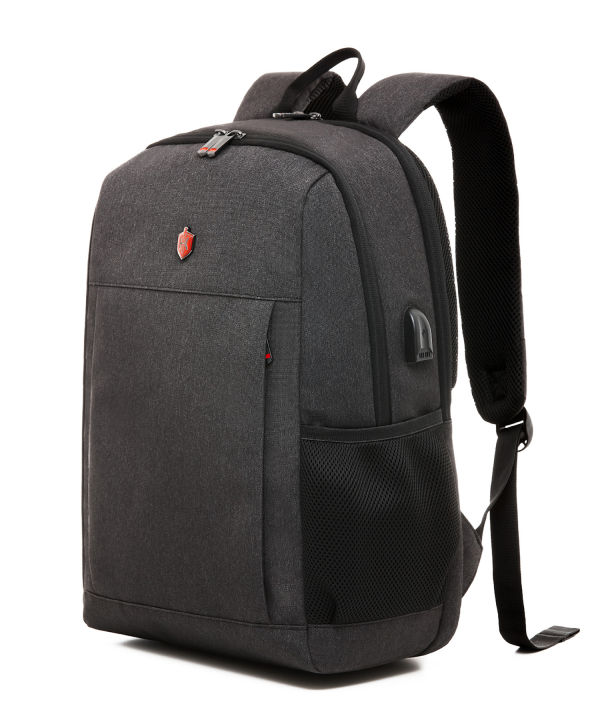 Krimcode Business Formal Notebook Backpack – KBFB22-1NDGM – perspective