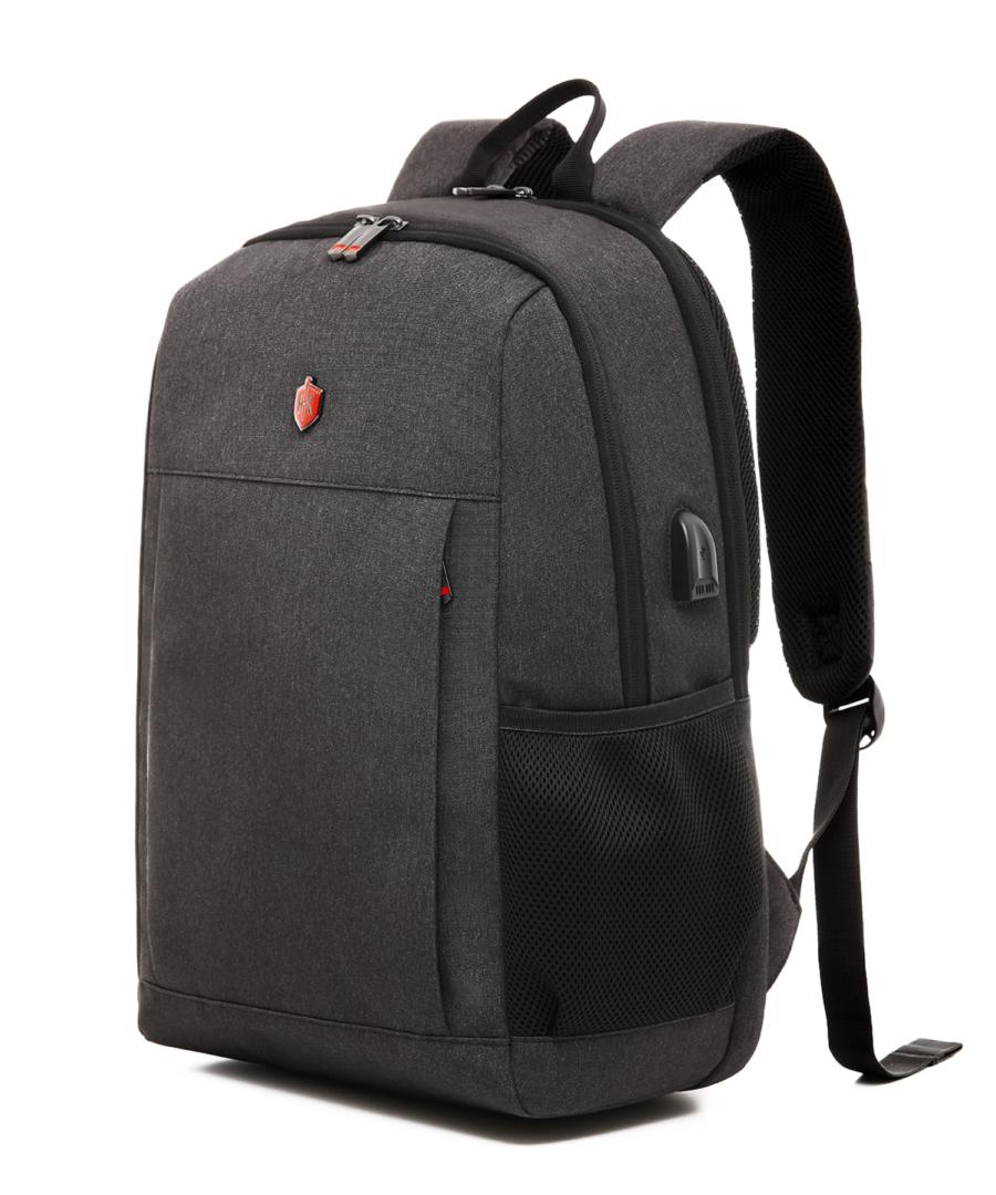 Krimcode Business Formal Notebook Backpack – KBFB22-1NDGM – perspective