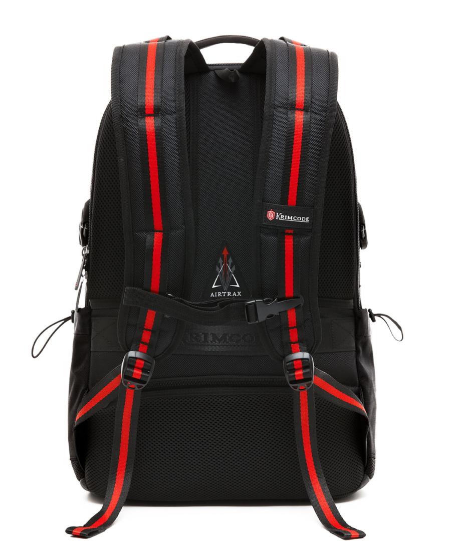 Krimcode Business Formal Notebook Backpack – KSCB03-1U0SM – back