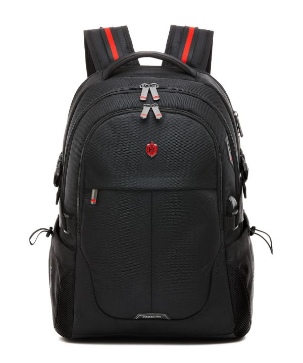 Krimcode Business Formal Notebook Backpack – KSCB03-1U0SM – front