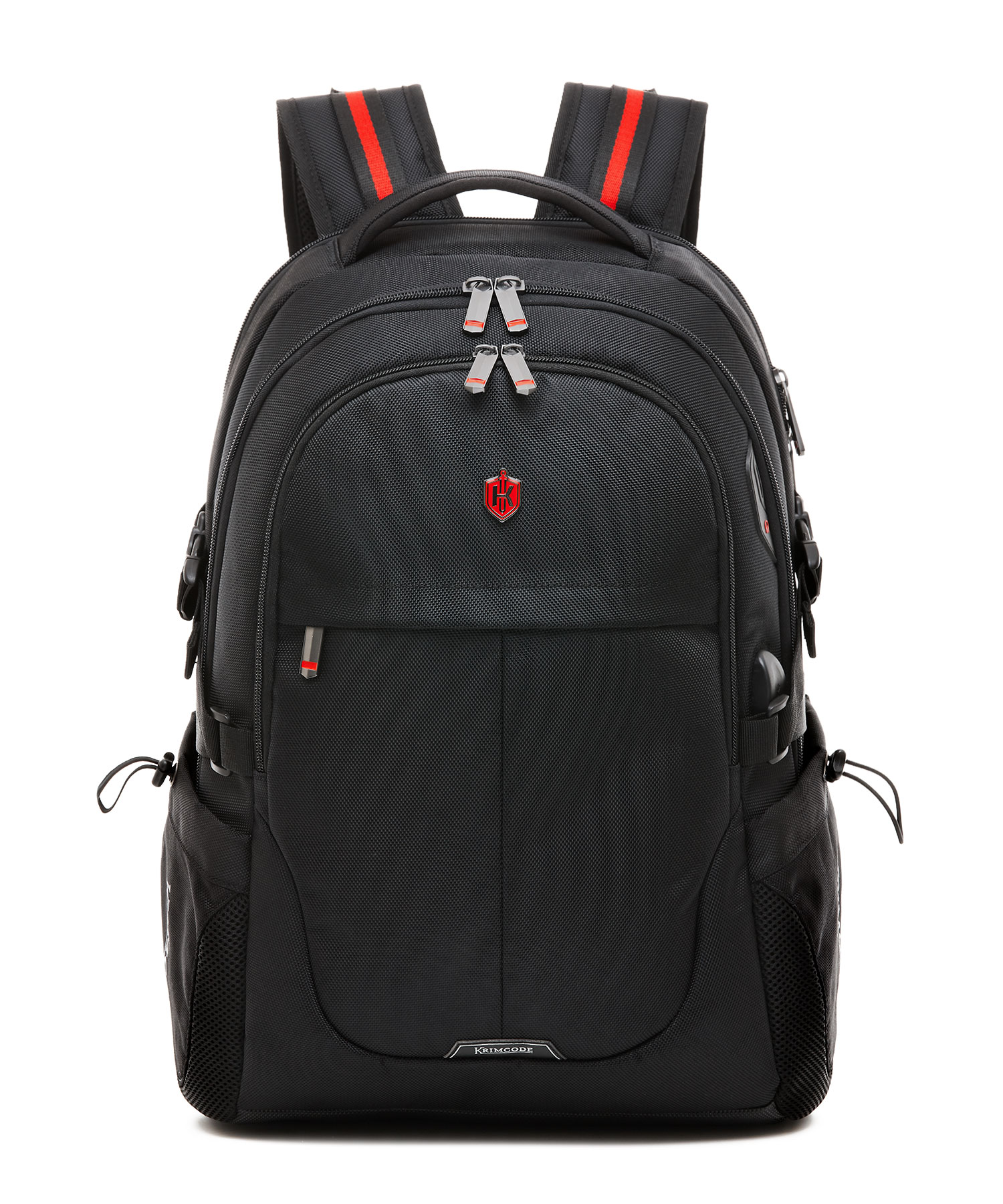 business backpack front
