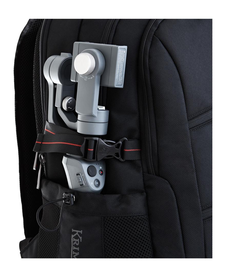 Krimcode Business Formal Notebook Backpack – KSCB08-1U0SM – Detail 2