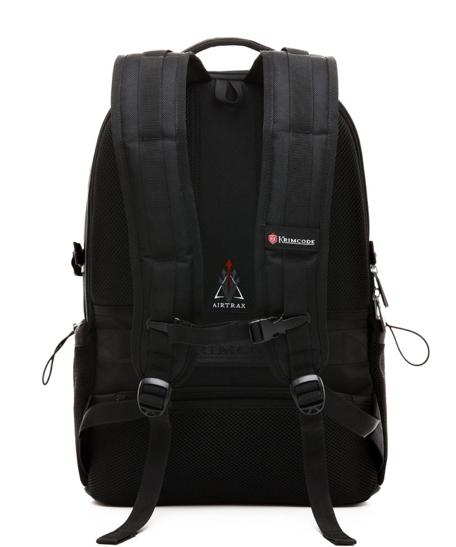 Krimcode Business Formal Notebook Backpack – KSCB08-1U0SM – back
