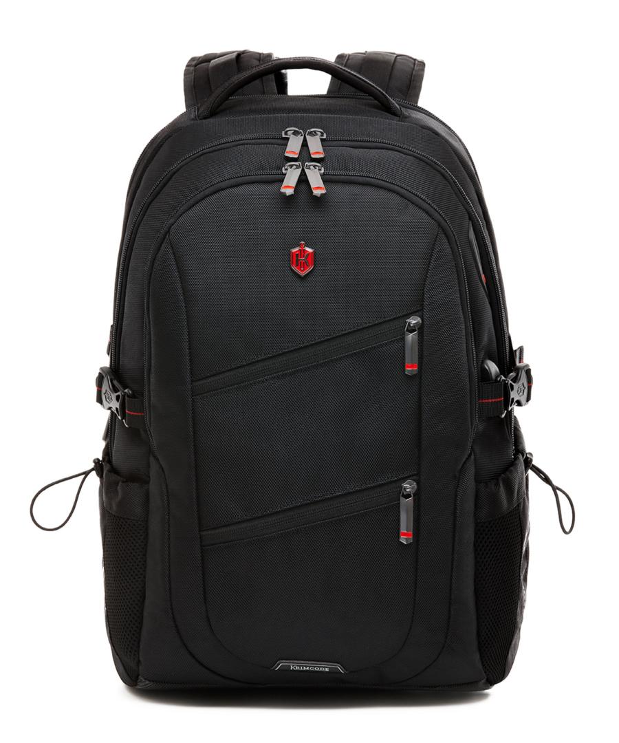Krimcode Business Formal Notebook Backpack – KSCB08-1U0SM – front