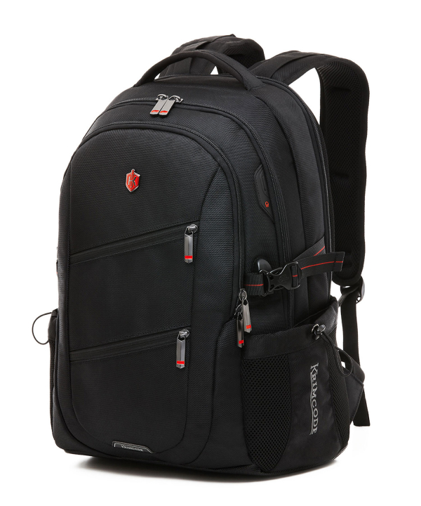 Krimcode Business Formal Notebook Backpack – KSCB08-1U0SM – perspective