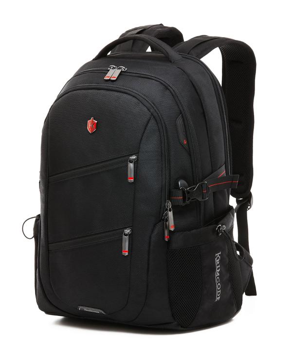 Krimcode Business Formal Notebook Backpack – KSCB08-1U0SM – perspective