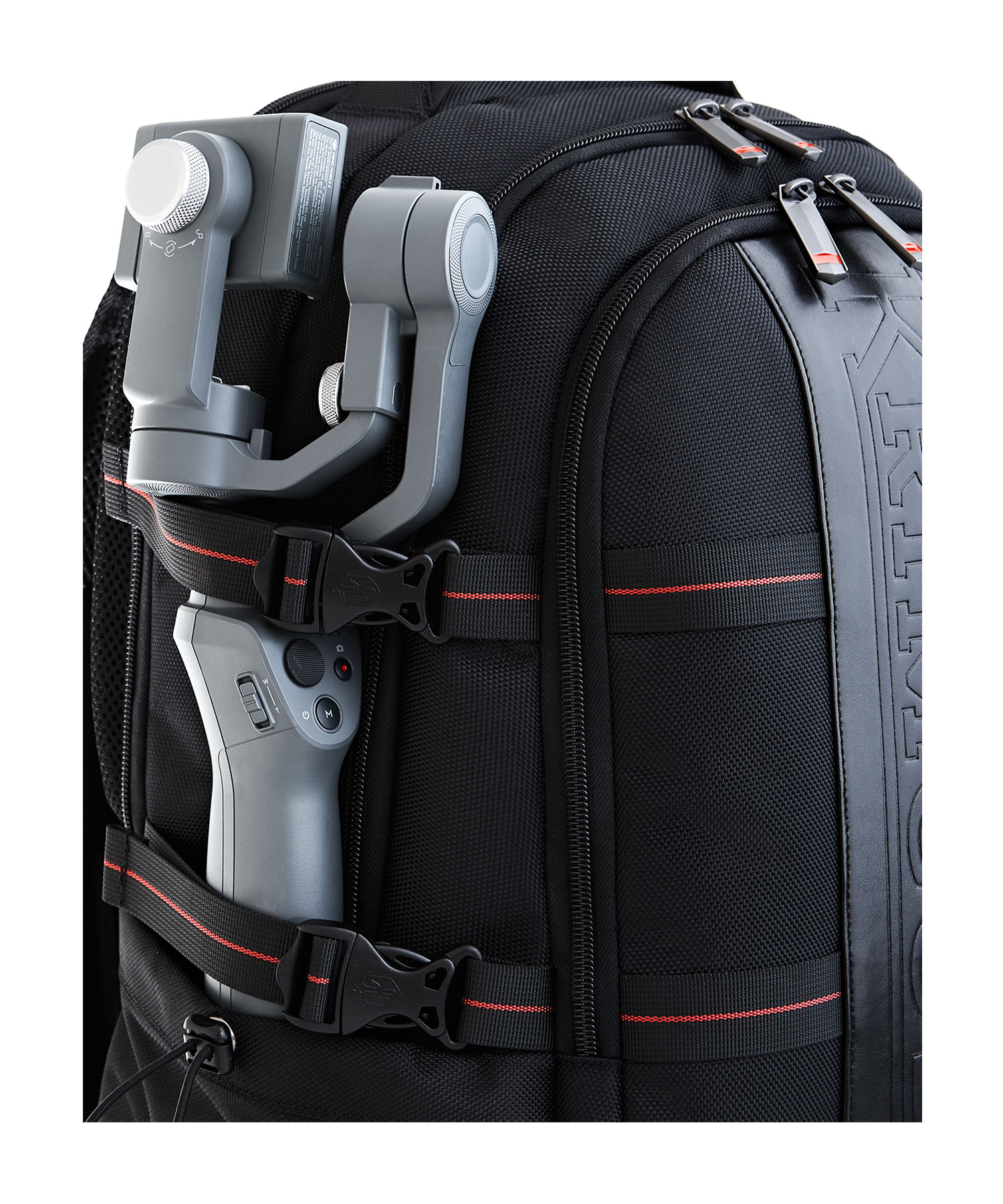 krimcode backpack side pocket
