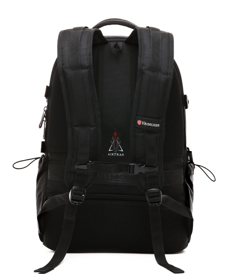 Krimcode Business Formal Notebook Backpack – KSCB11-1U0SM – back