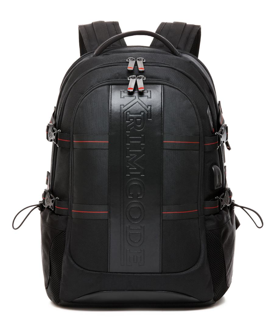 Krimcode Business Formal Notebook Backpack – KSCB11-1U0SM – front