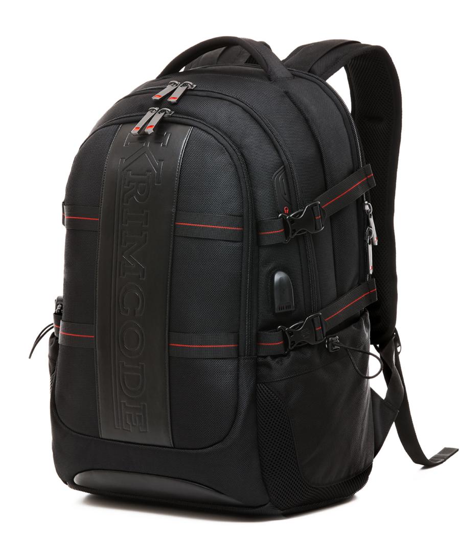 Krimcode Business Formal Notebook Backpack – KSCB11-1U0SM – perspective