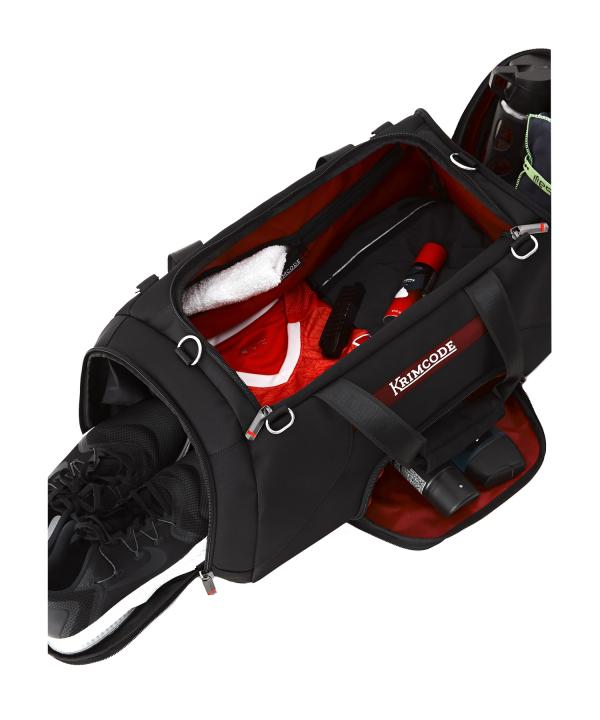 Krimcode Sport Attire Duffle Bag – KSTL01-1N0SM – detail 1