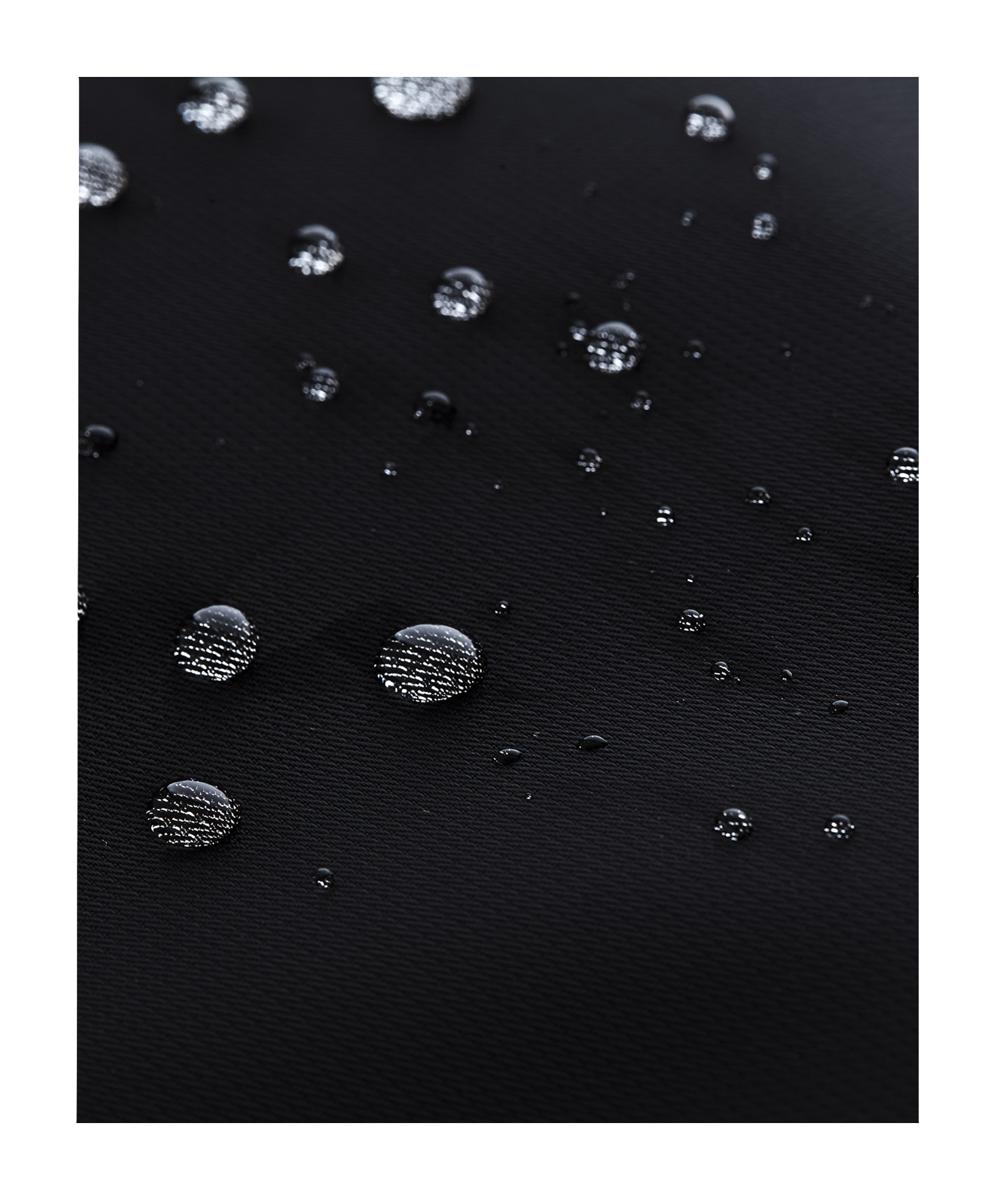 Krimcode water repellent technology