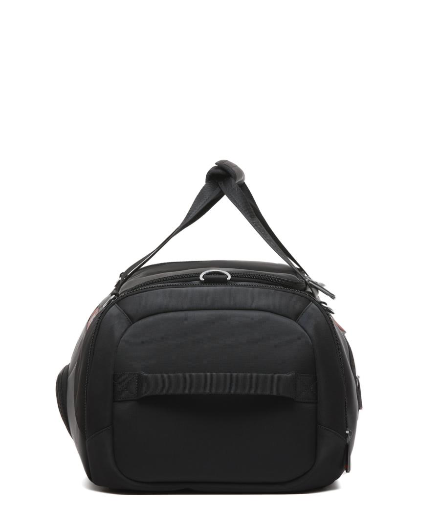 Krimcode Sport Attire Duffle Bag – KSTL01-1N0SM – left