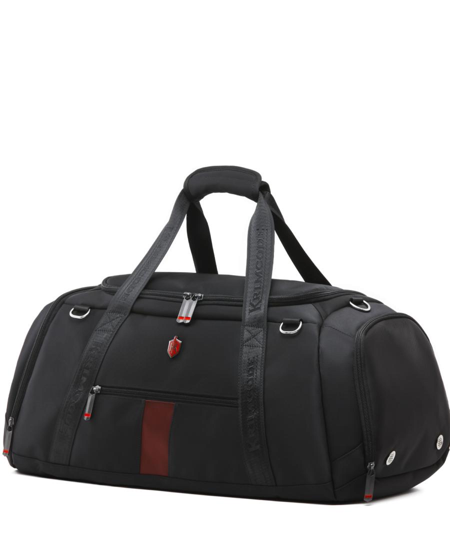 Krimcode Sport Attire Duffle Bag – KSTL01-1N0SM – perspective