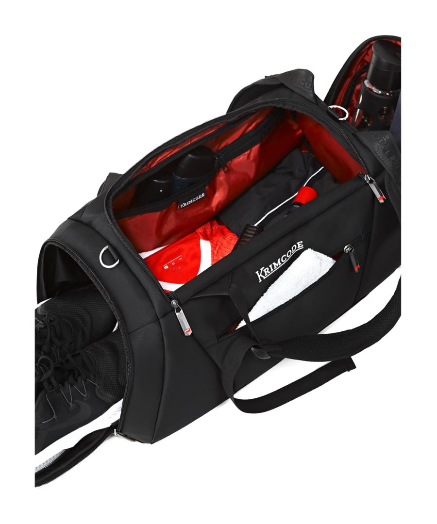 Krimcode Sport Attire Duffle Bag – KSTL02-1N0SM – Detail 1