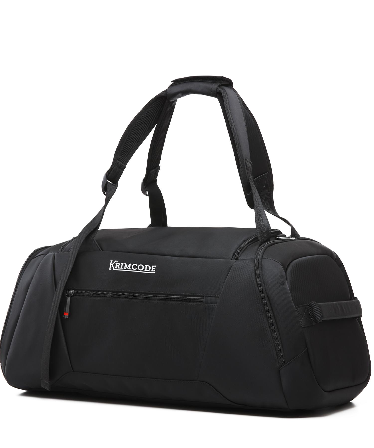 krimcode sport attire duffel bag