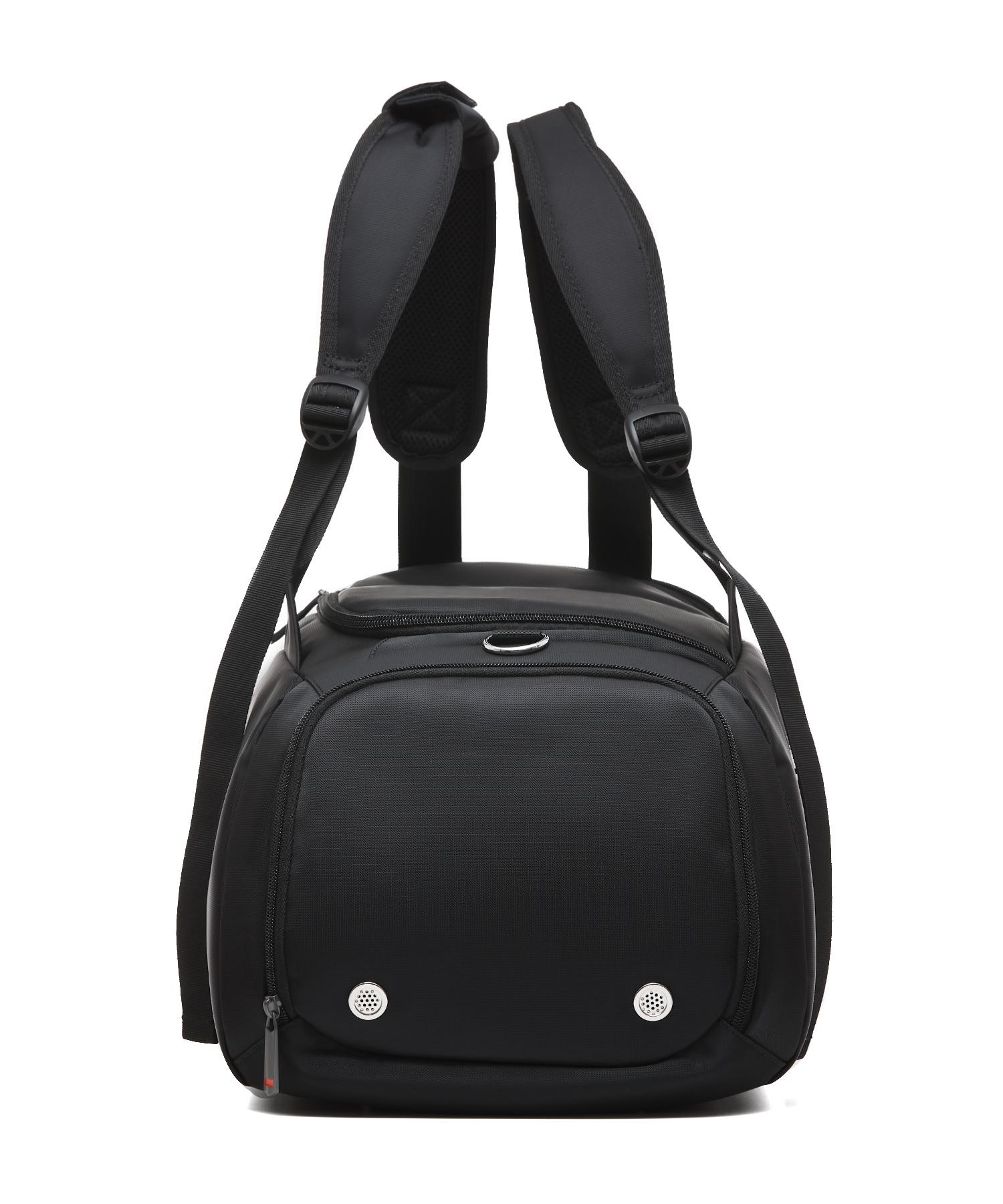 Krimcode Sport Attire Duffle Bag Side