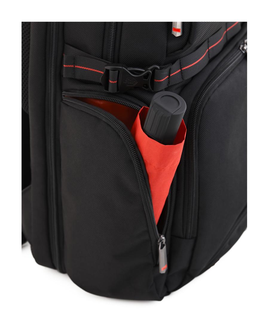 Krimcode Street Casual Notebook Backpack – KSTB13-1N0SM – Detail 1