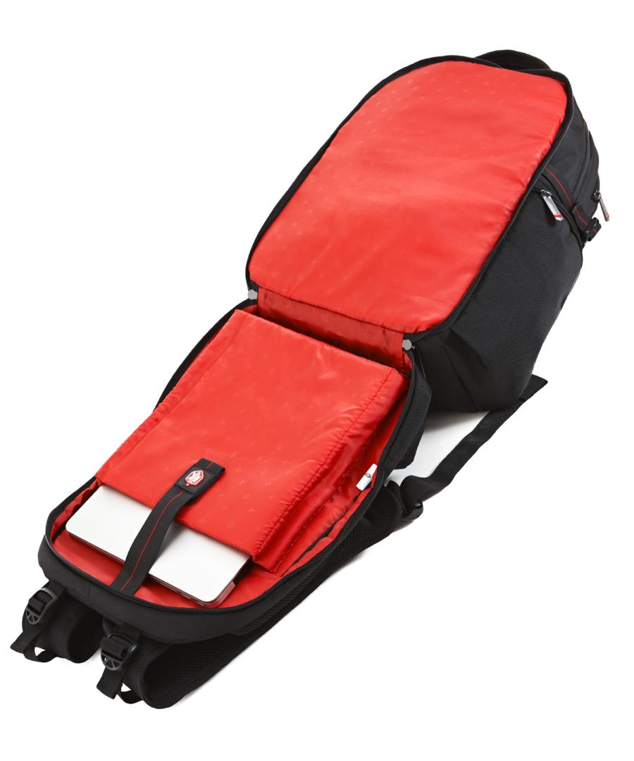 Krimcode Street Casual Notebook Backpack – KSTB13-1N0SM – Detail 3