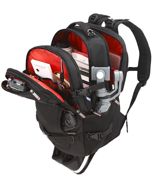 Krimcode Street Casual Notebook Backpack – KSTB14-1N0SM – Detail 2