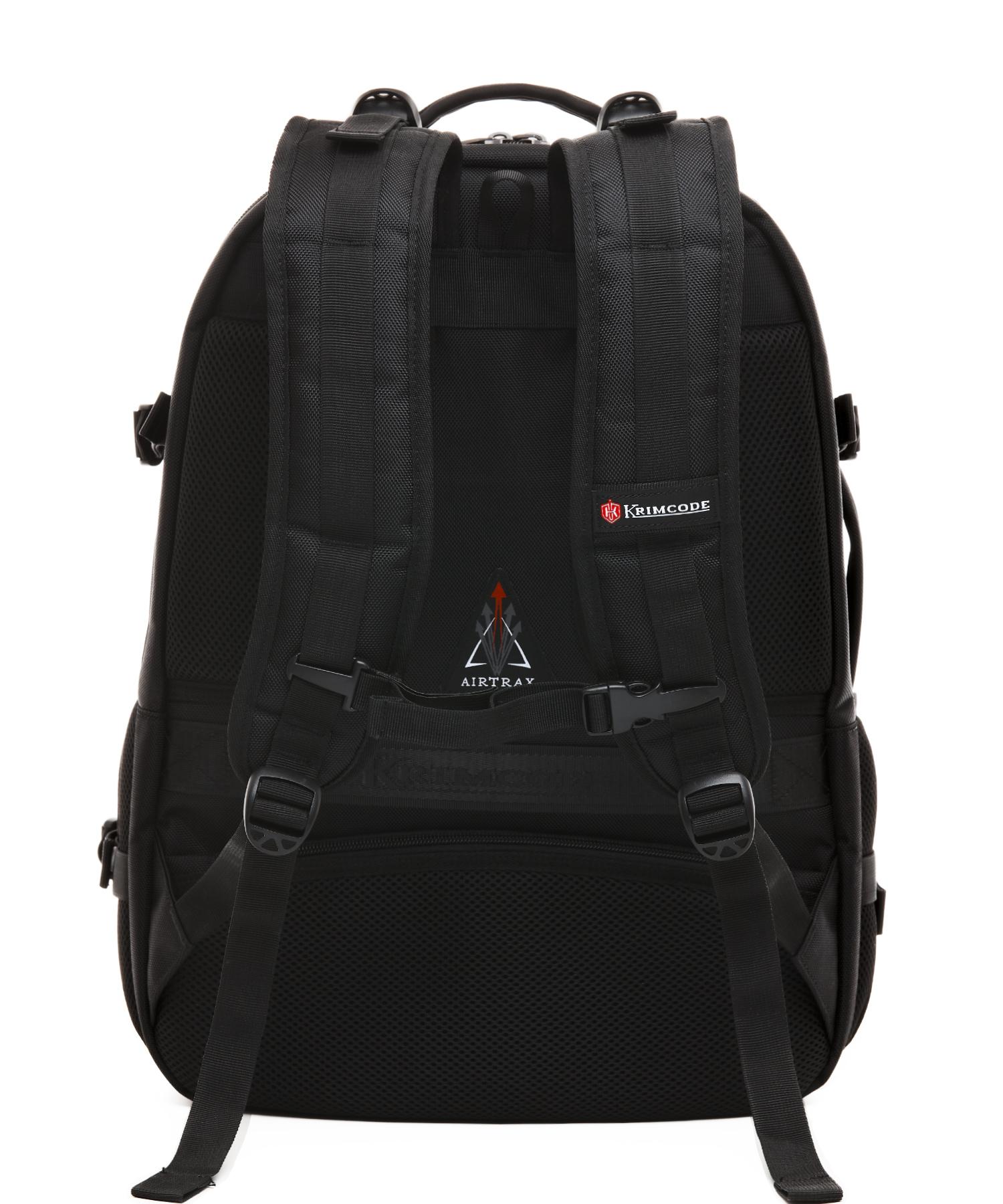 krimcode street casual backpack