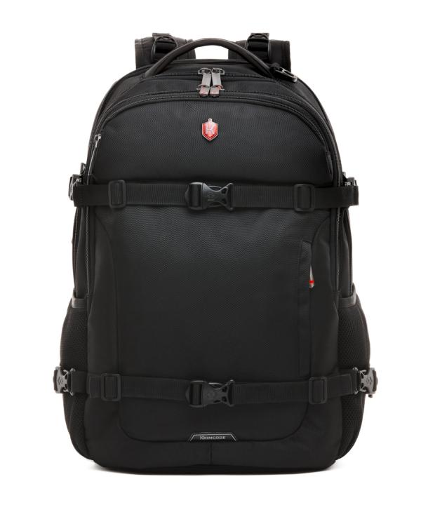 Krimcode Street Casual Notebook Backpack – KSTB14-1N0SM – front