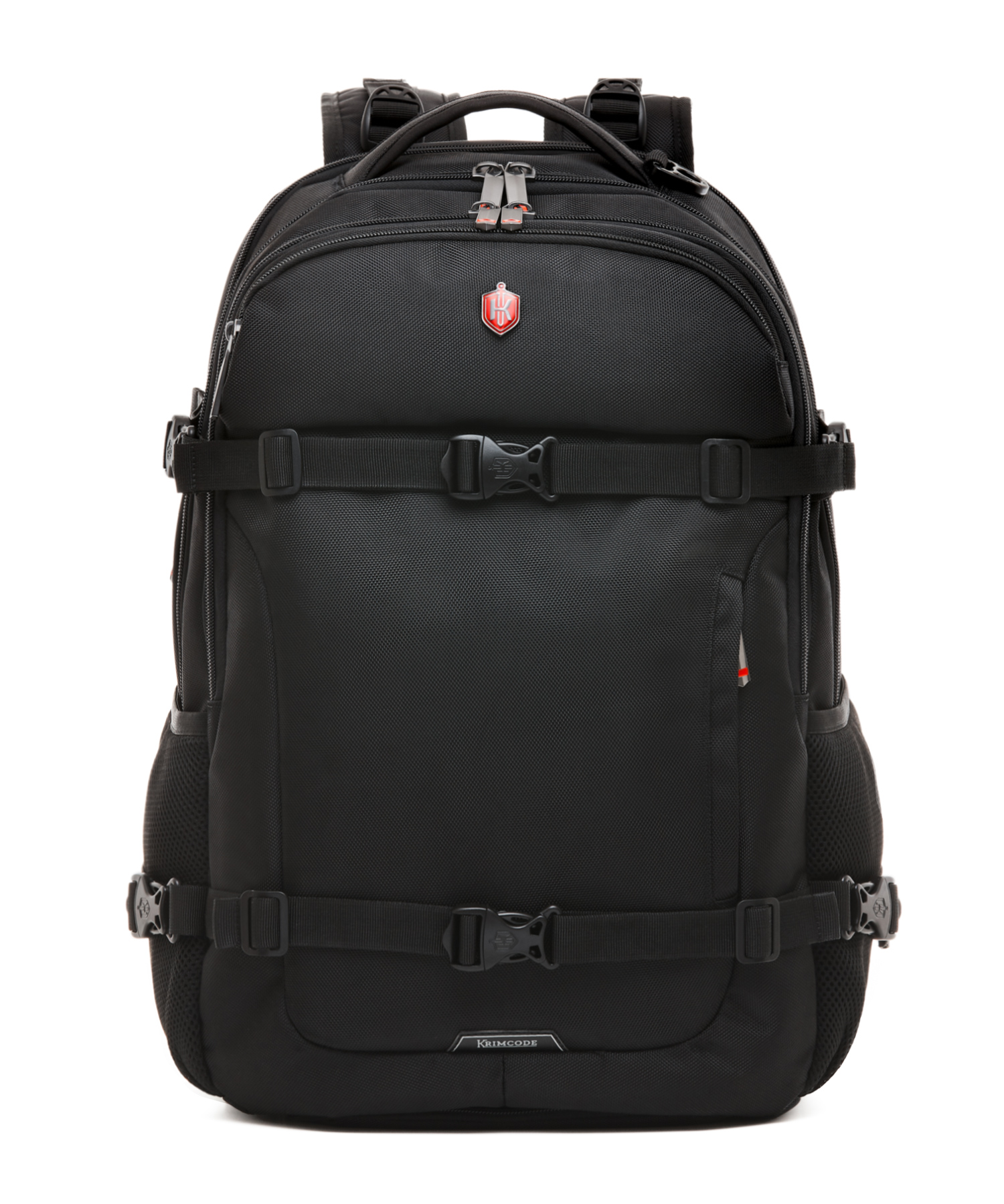 Krimcode Street Casual Notebook Backpack