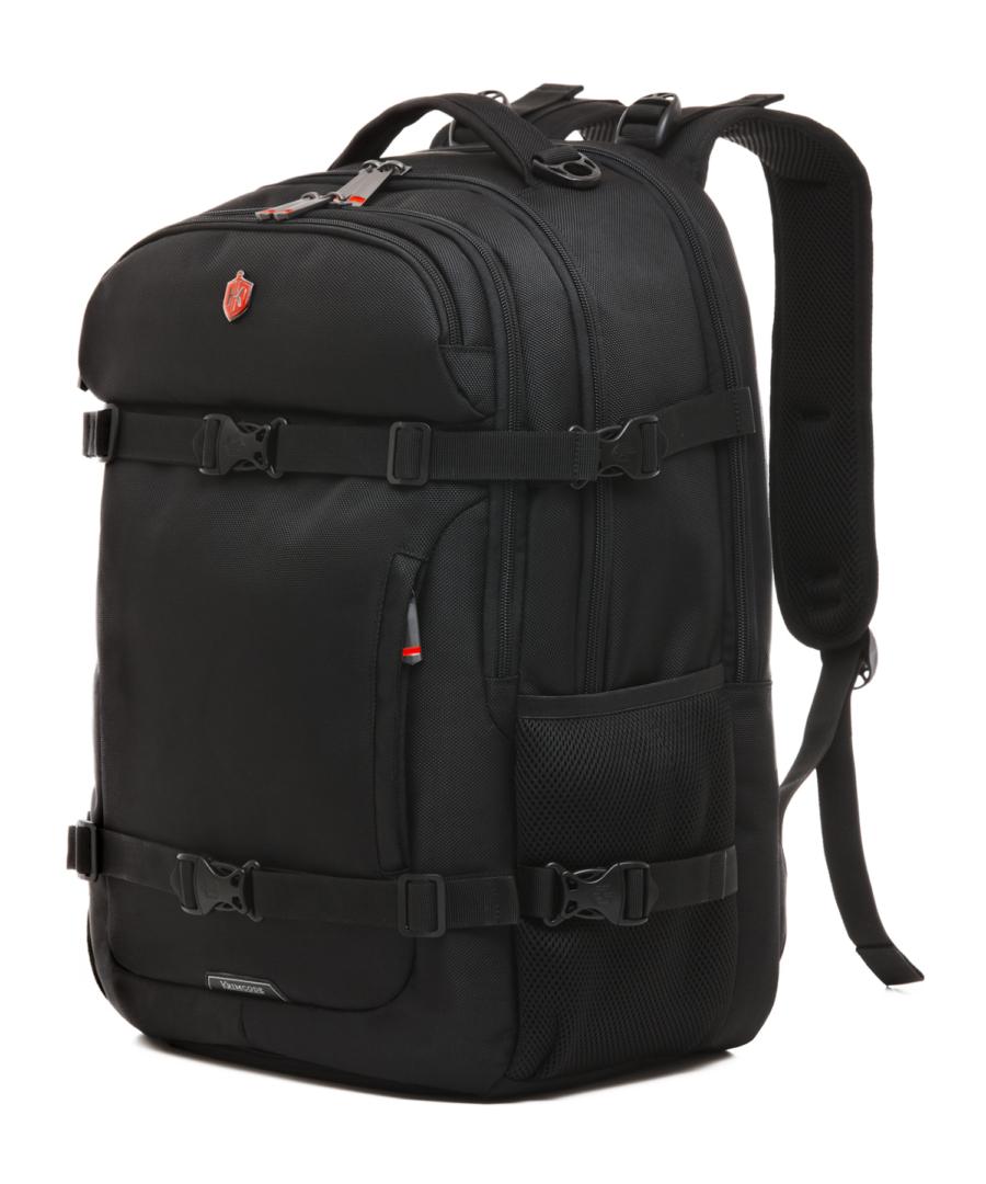 Krimcode Street Casual Notebook Backpack – KSTB14-1N0SM – perspective