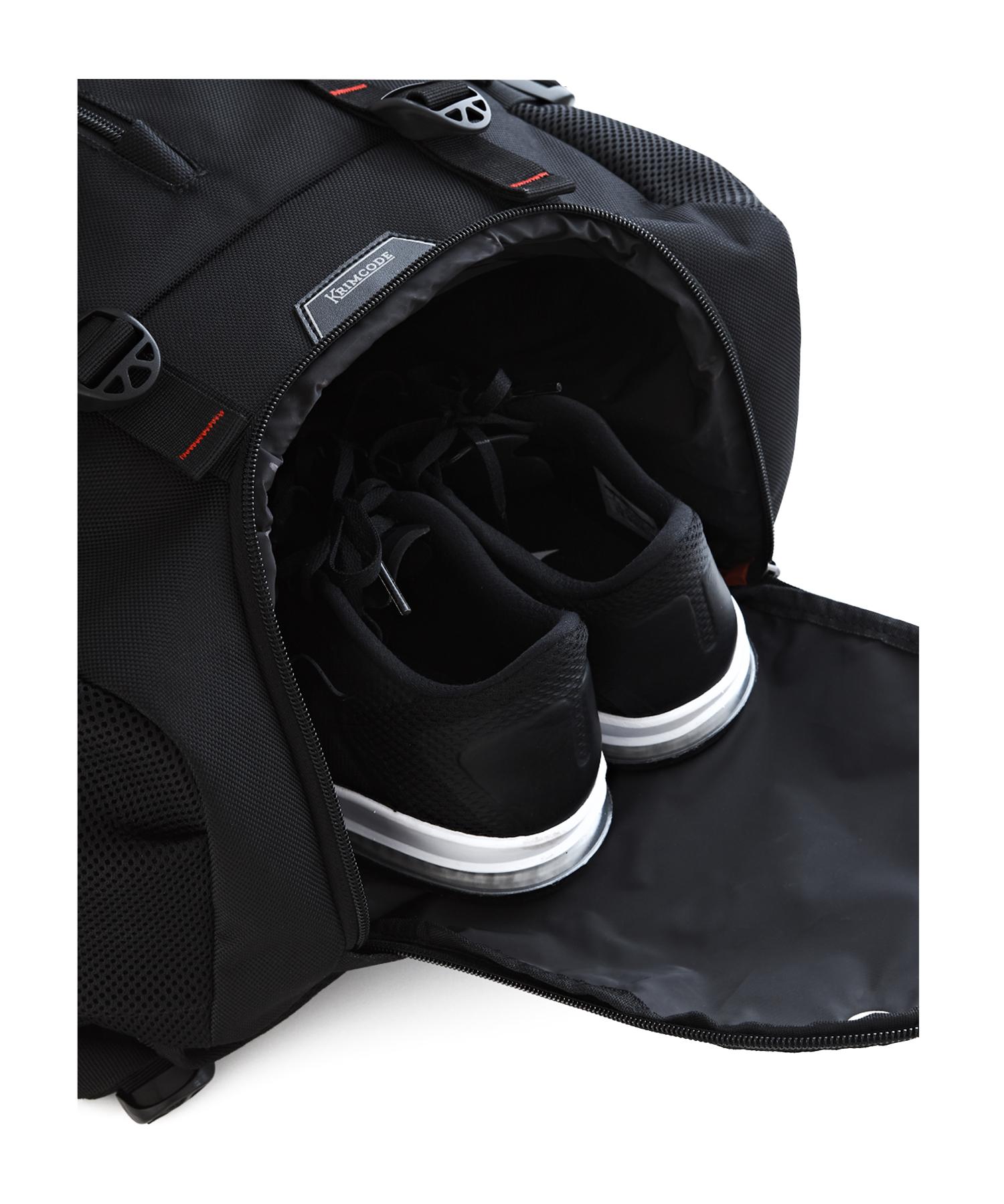 shoe in a bag