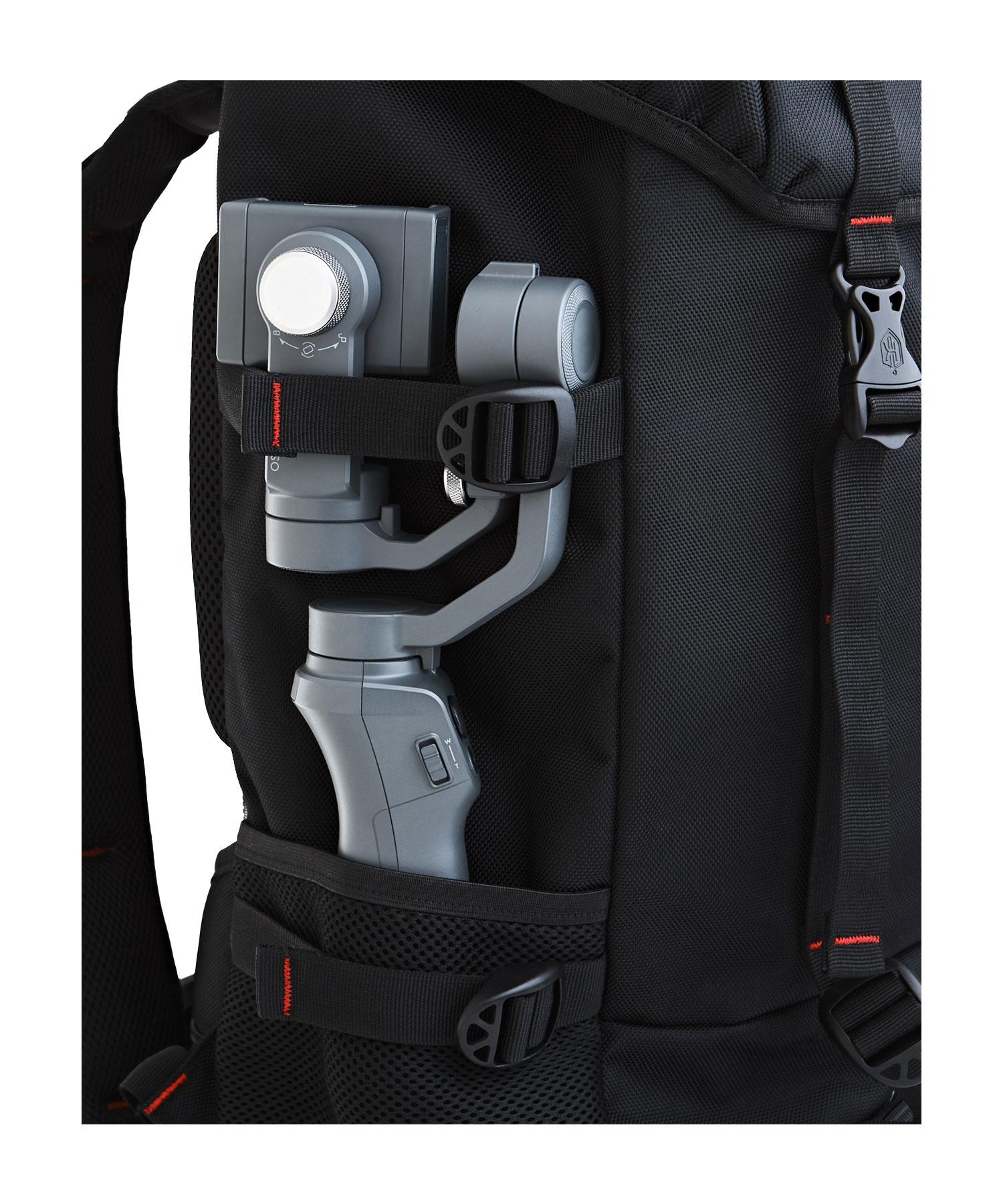 krimcode street backpack side pocket