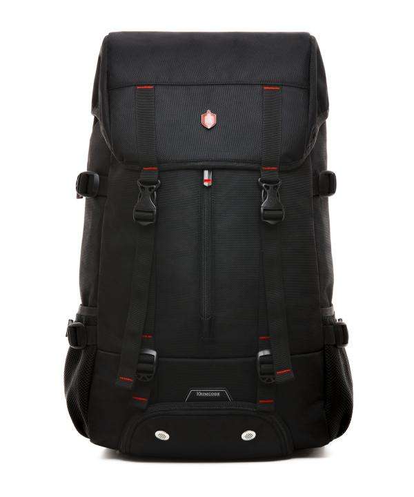 Krimcode Street Casual Notebook Backpack – KSTB21-1N0SM – front