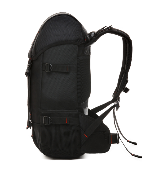Krimcode Street Casual Notebook Backpack – KSTB21-1N0SM – left