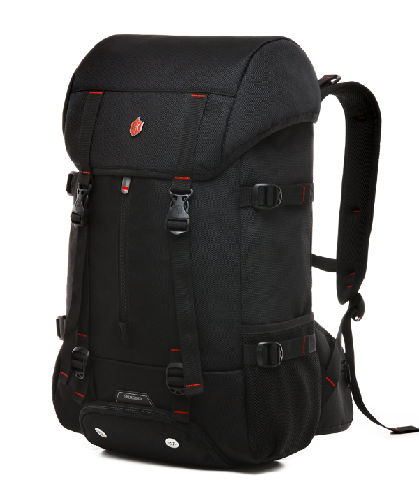Krimcode Street Casual Notebook Backpack – KSTB21-1N0SM – perspective