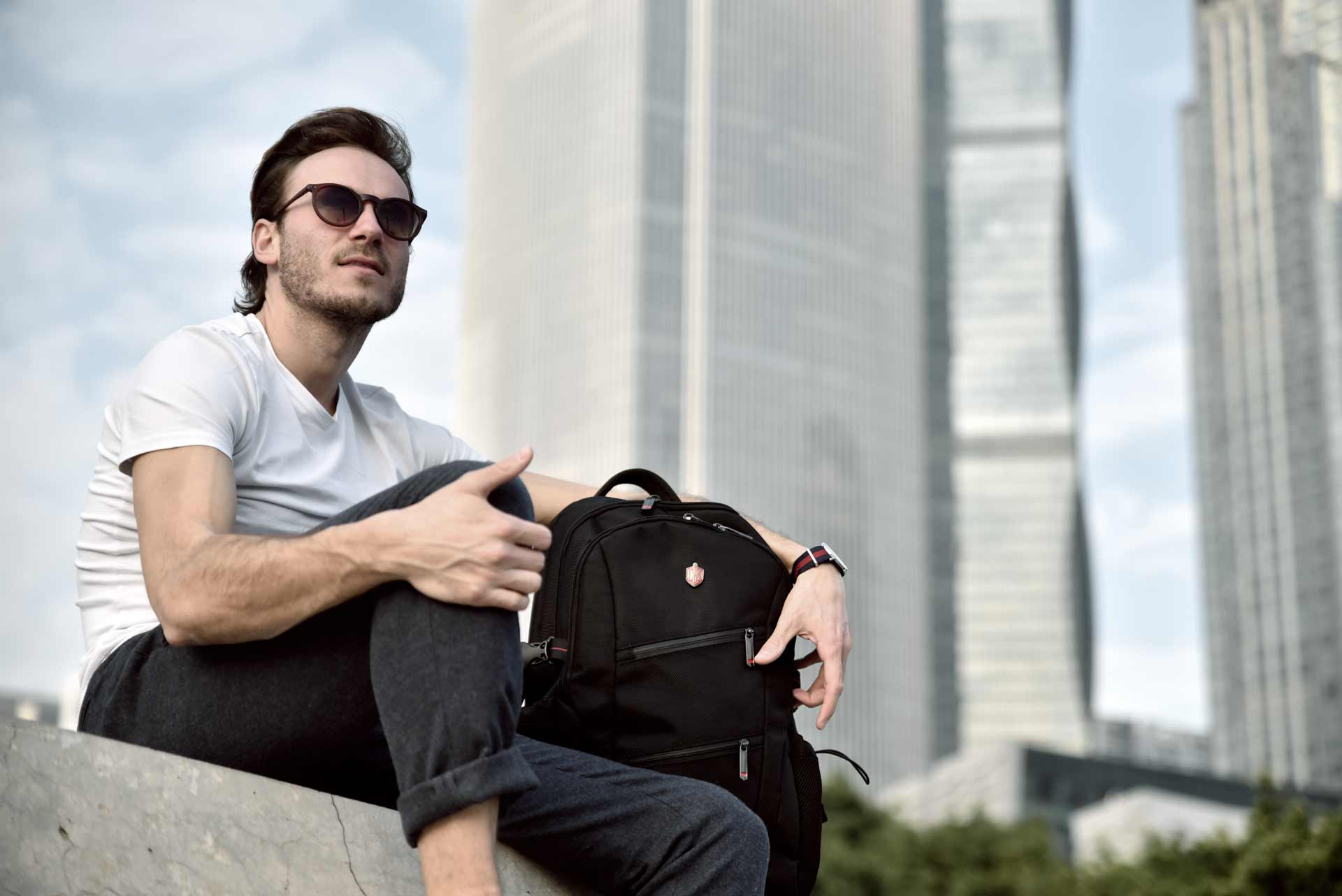 Krimcode Lifestyle Bag - Smart Casual