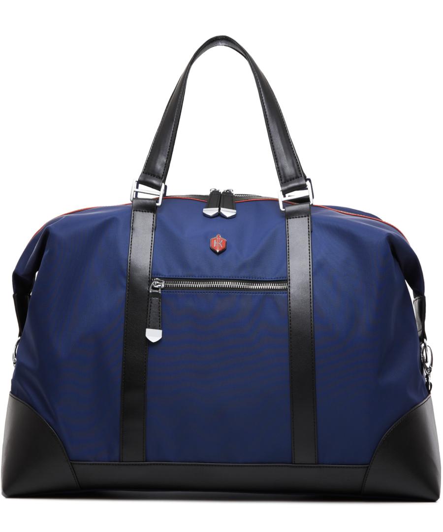 Krimcode Business Attire Duffle Bag – KBAL19-1N0BM – Front