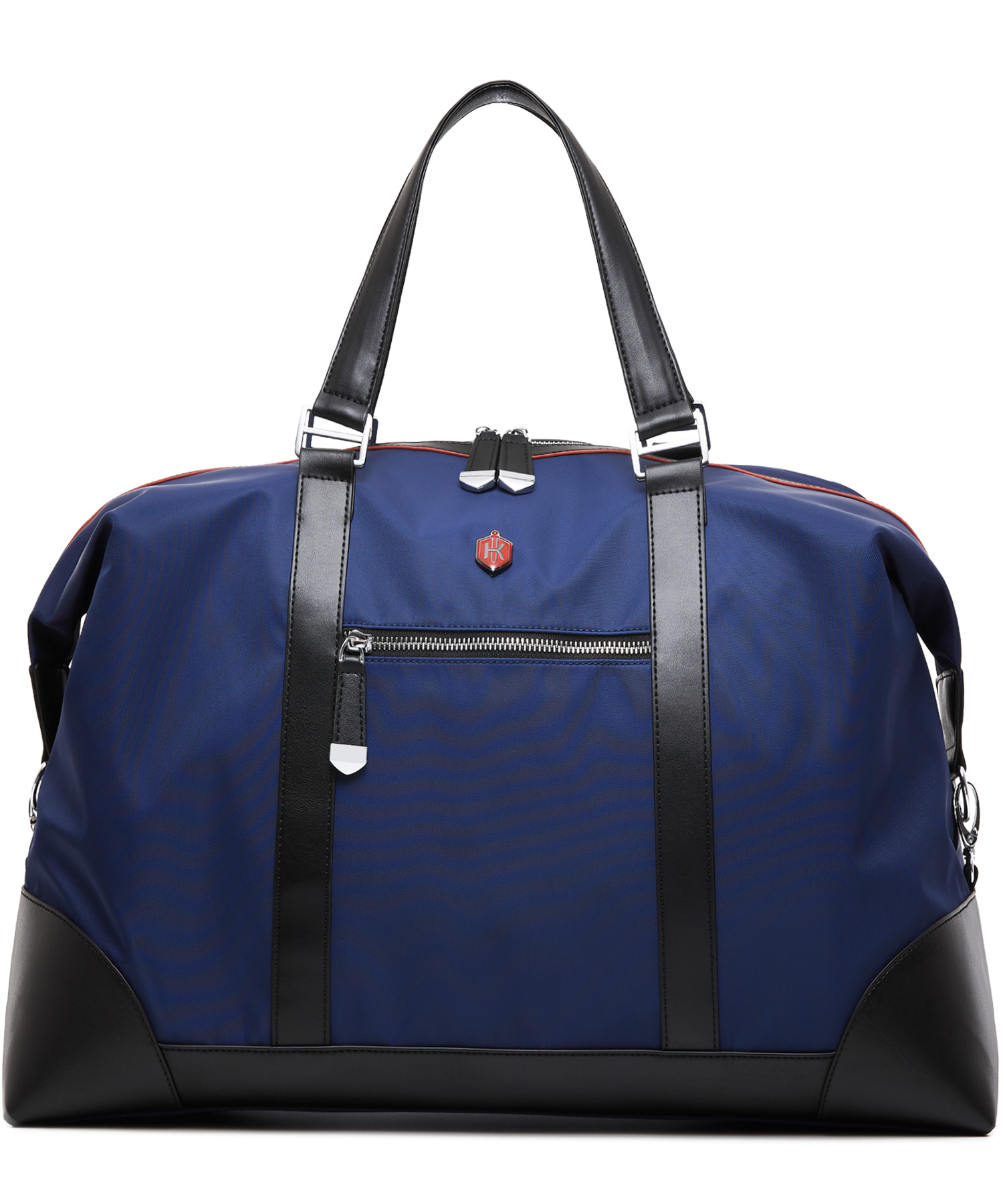 krimcode business duffel bag front