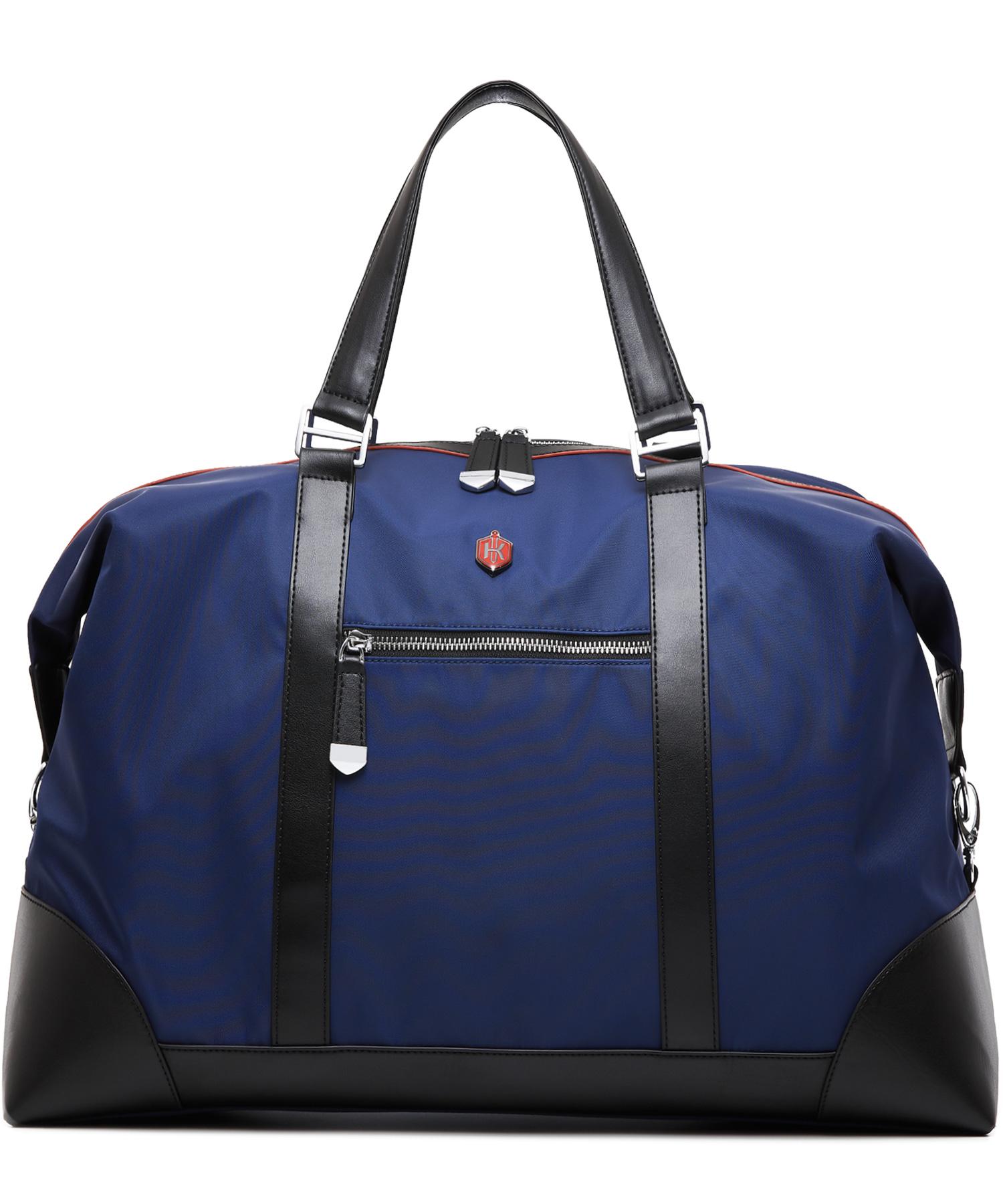 krimcode business duffel bag front
