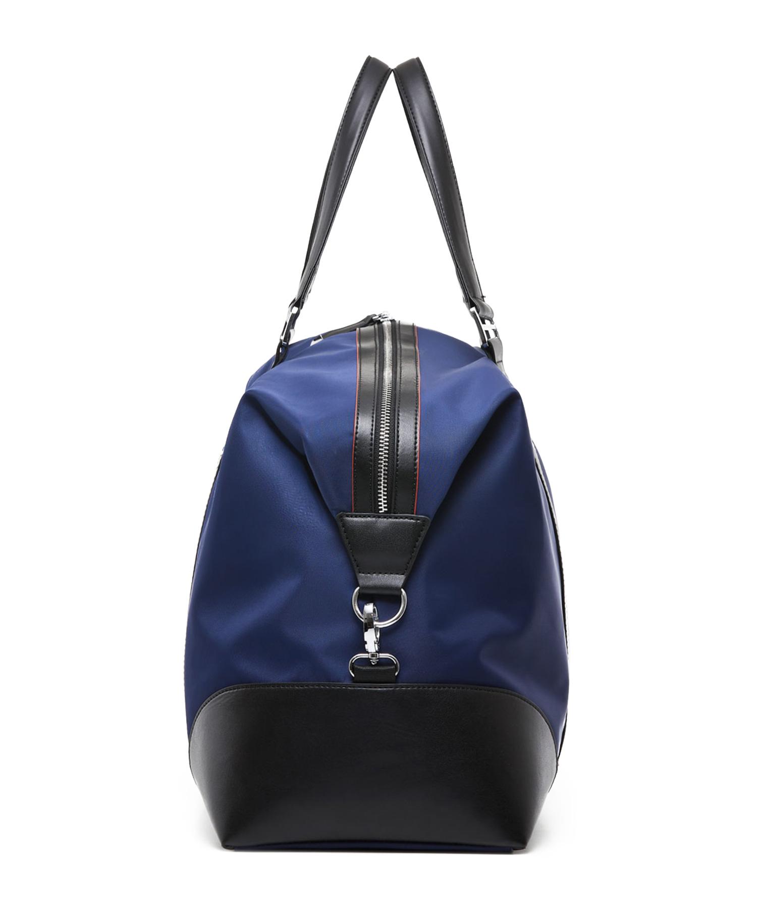 krimcode business duffel bag blue side