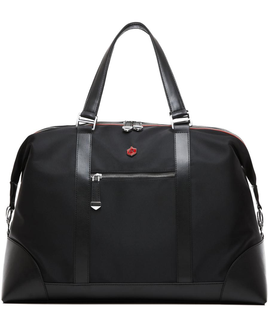 Krimcode Business Attire Duffle Bag – KBAL19-1N0SM – Front