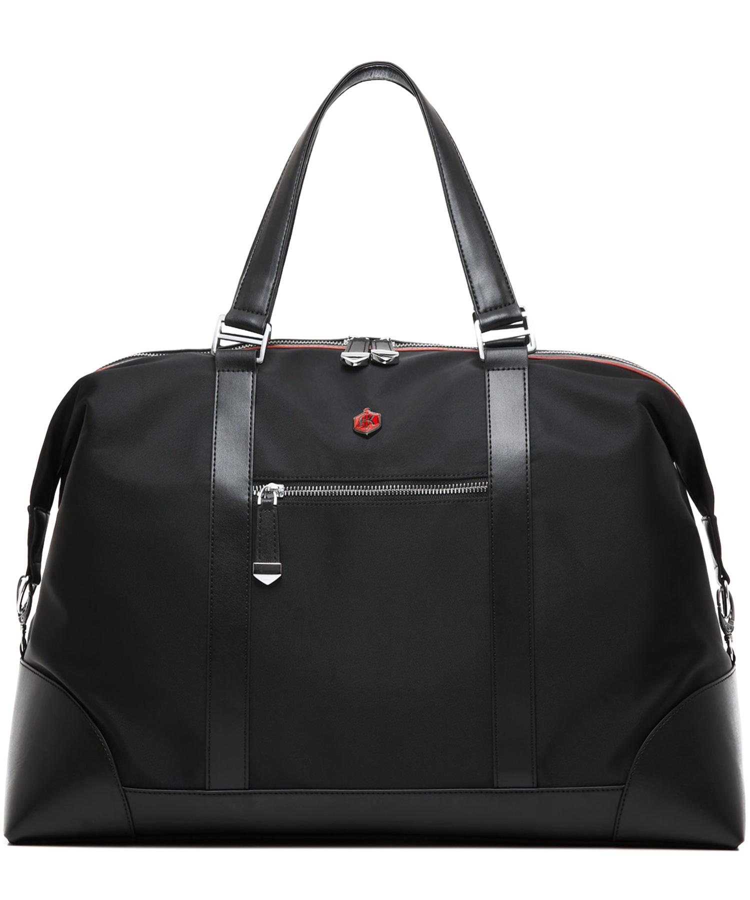 business duffel bag front