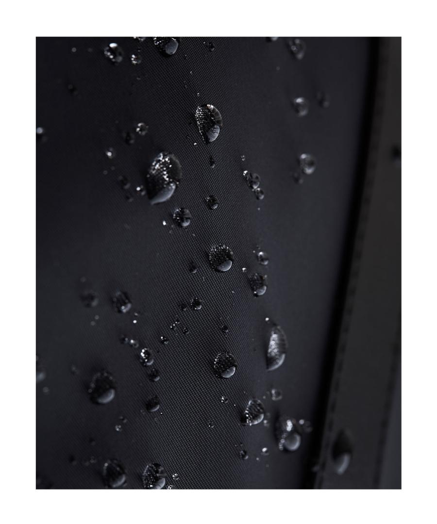 Krimcode Business Attire Duffle Bag – KBAL19-1N0SM – water detail
